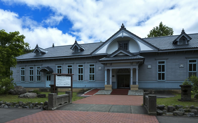 Administration Building of the original Abashiri Prison